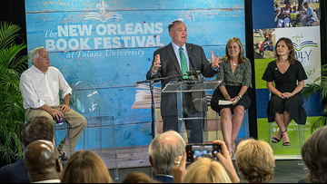 Tulane plans big book festival between Mardi Gras, Jazz Fest