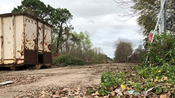 Algiers apartment complex torn down more than a decade ago finally getting cleaned up
