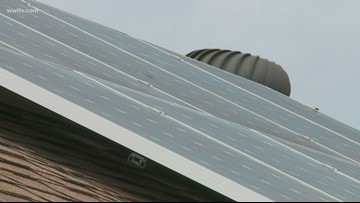 Homeowner with solar panels says his Entergy bills are sky-high