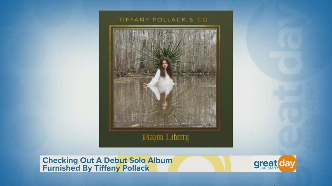 Tiffany Pollack Discusses 'Bayou Liberty' Album
