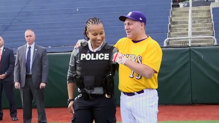 Steve Scalise thanks officer who saved his life at Congressional Baseball Game practice