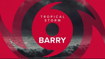 Tropical Storm Barry: Live reports across Southeast Louisiana