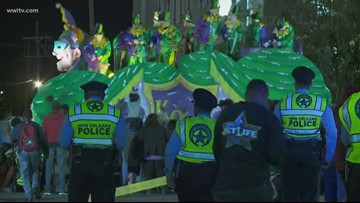 Clancy: Support police this Mardi Gras with Adopt-A-Cop