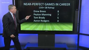 Mouton: Drew Brees' best season got better Sunday