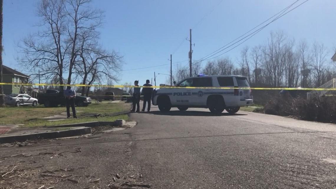 Murder in the 2200 block of Deslonde Street