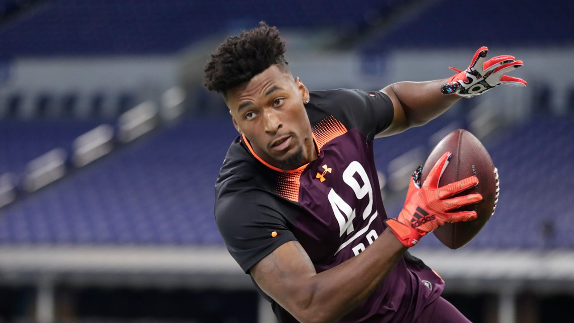 Gas Prices In Louisiana >> Saints draft Rutgers Safety Saquan Hampton in 6th round