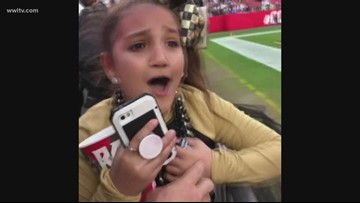 Thomas Morstead gives Saints fans a Christmas miracle they'll never forget with small gesture