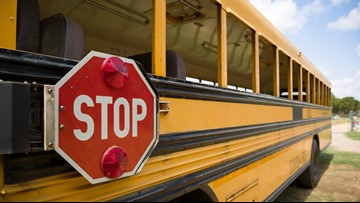 Charter school buses help expand free meal distribution