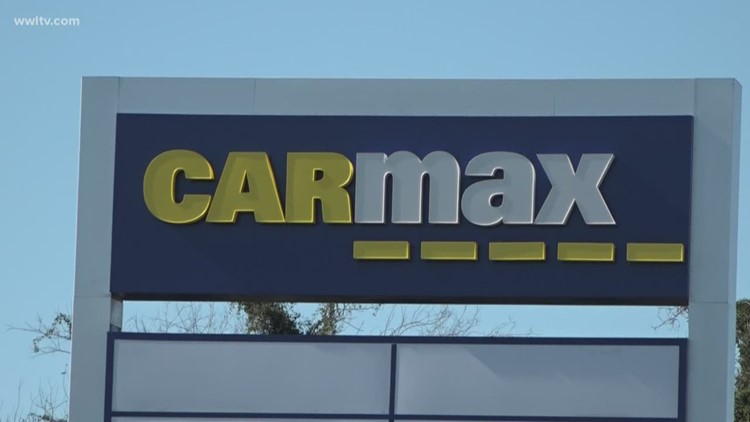 Carmax set to open in Kenner next month