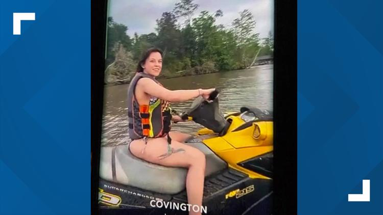Covington woman critical after being found in Tchefuncte River following storms