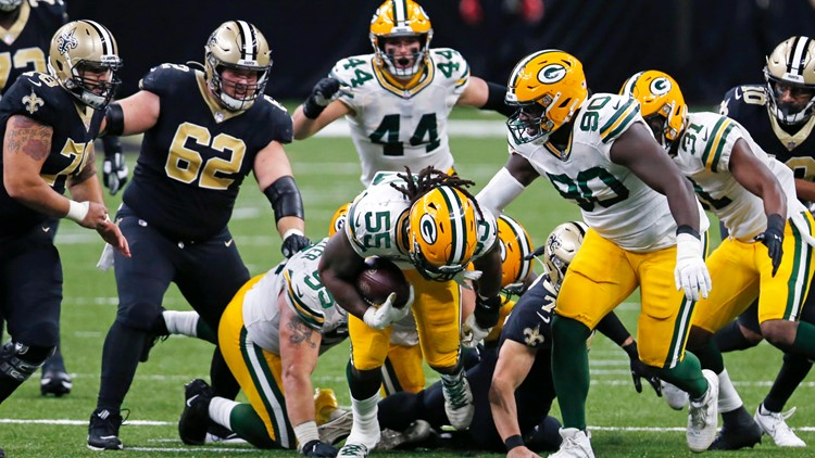 NFL schedule makers seem to think Saints will remain a contender
