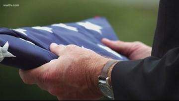 Dozens participate in annual Memorial Day service in Jefferson Parish