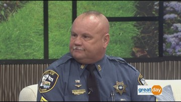 Pearl River Police Department wants students to go above and beyond