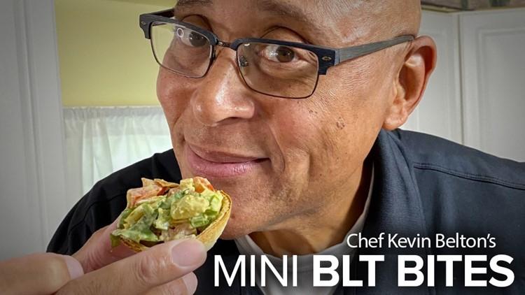 Recipe: produChef Kevin's Mini BLT Bites