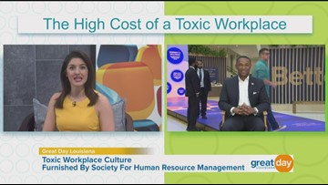 Toxicity in the Workplace