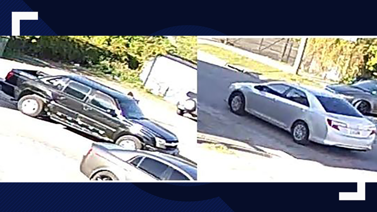 NOPD wanted cars