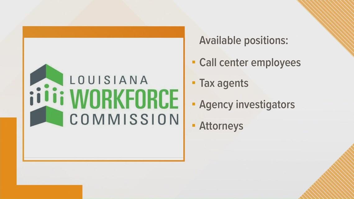 LA Workforce Commission hosts virtual job fair