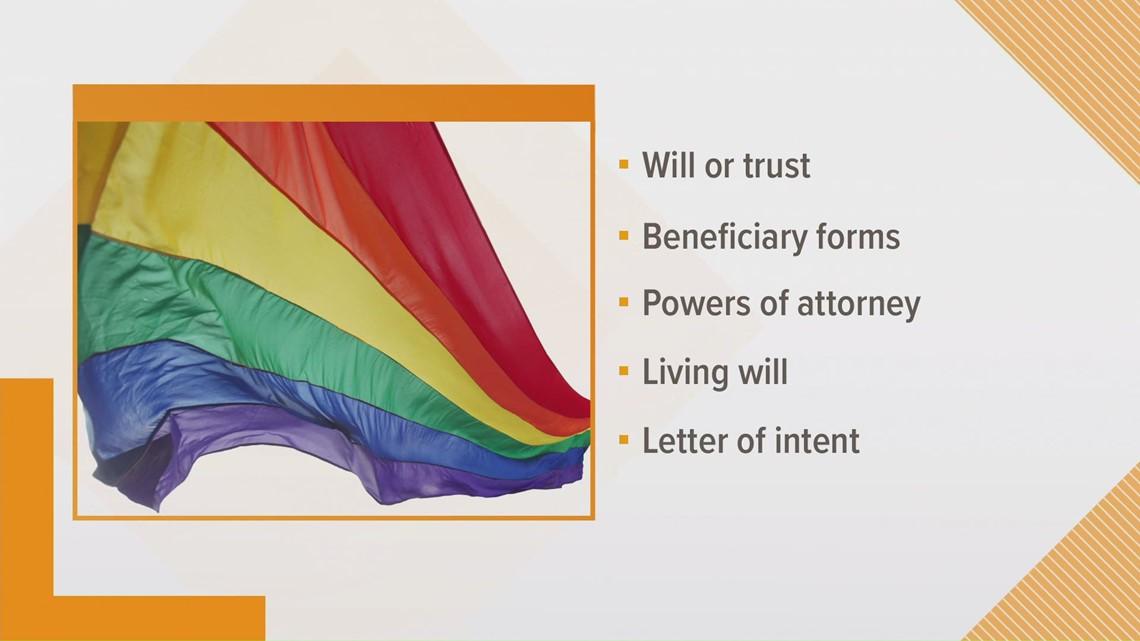 LGBT+ Estate Planning Tips