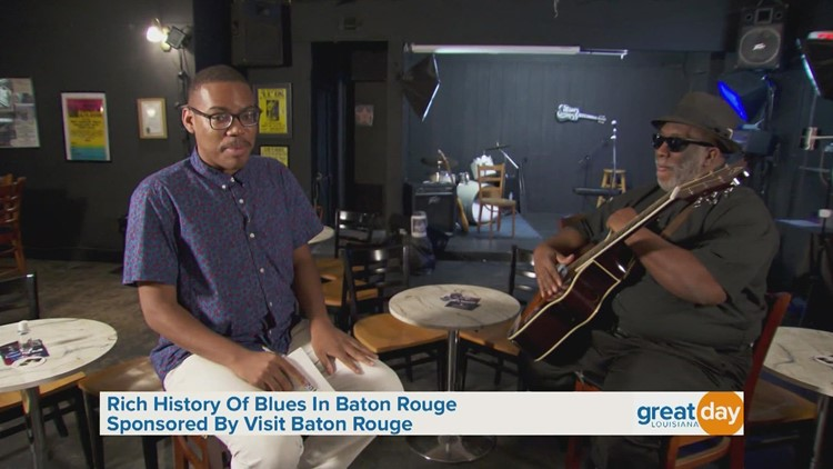 One Tank Trips: The Blues & Baton Rouge