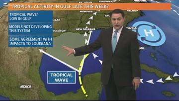 Tropical Update: Still quiet in the Atlantic