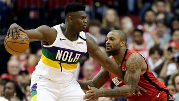 Harden's 40 leads Rockets over Pelicans 117-109