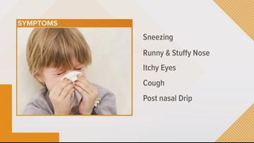 Nasal Allergies in Kids