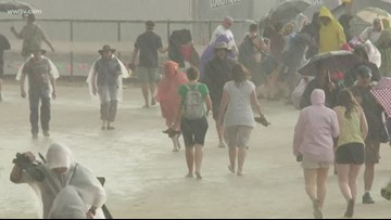 Bring your boots: Jazz Fest ready for rain this Thursday