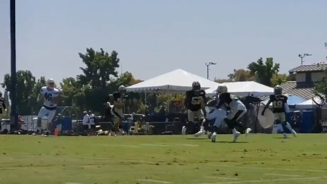 5 takeaways from Saints-Chargers Thursday practice