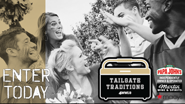Contest: Win the ULTIMATE tailgate party!