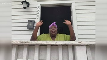 New Orleans helps woman on oxygen after Tropical Storm Barry knocked out her power