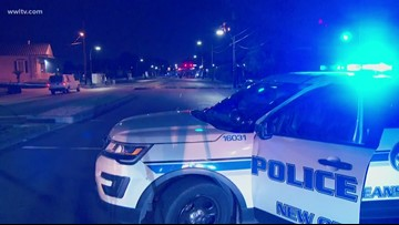 Six shot, one killed in car-to-car attack near Canal Blvd.