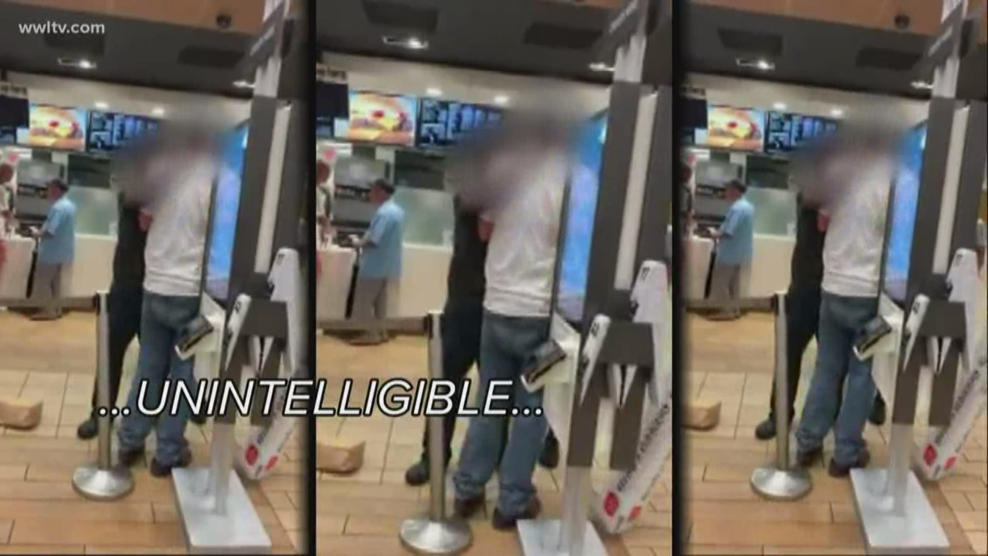 Video Shows New Orleans Mcdonald S Employee Attack Customer Wwltv Com