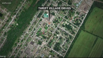 Pharmacist fatally shoots armed robber in St. Charles Parish