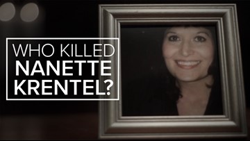 Who killed Nanette Krentel?