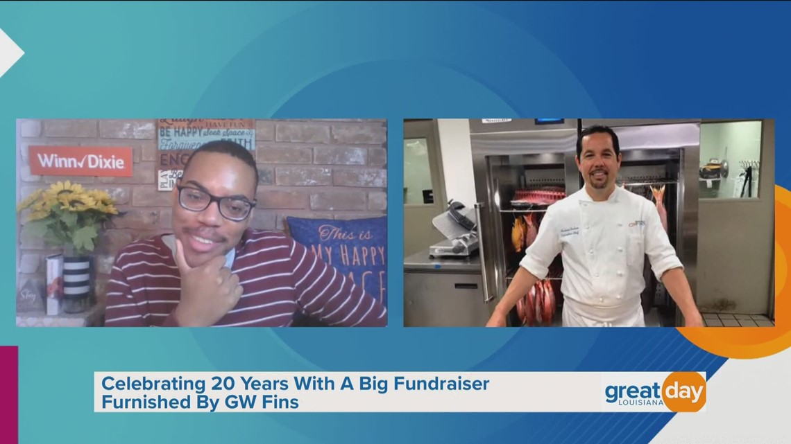 GW Fins in the Winn-Dixie Virtual Kitchen