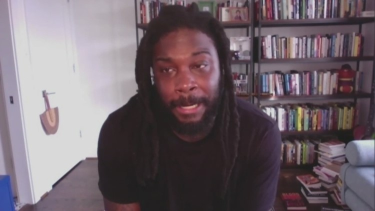 Author Jason Reynolds partners with Youtube for project celebrating Black contributions to culture