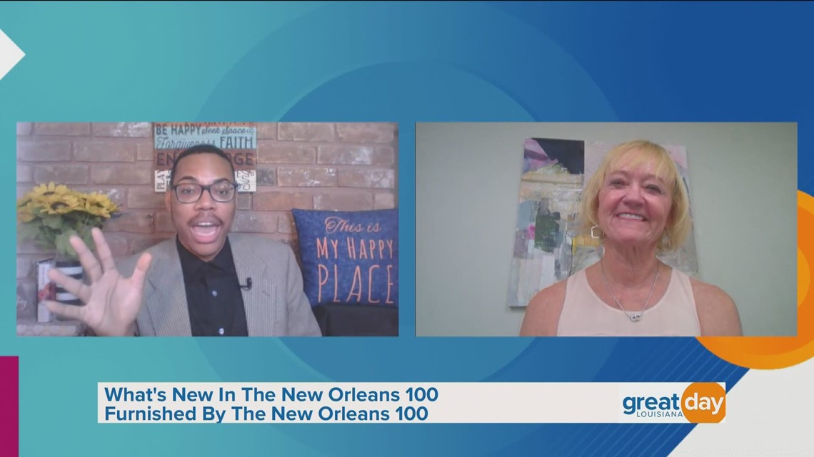 The New Orleans 100