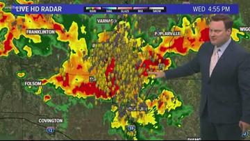 Weather Expert Forecast: Wednesday Evening
