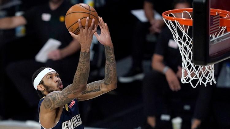 Pelicans-Mavericks game postponed due to COVID-19