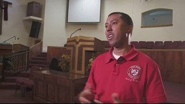 Pastor hopes to bring new hope to Central City