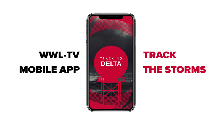Download the WWL-TV app for 2021 hurricane season storm alerts