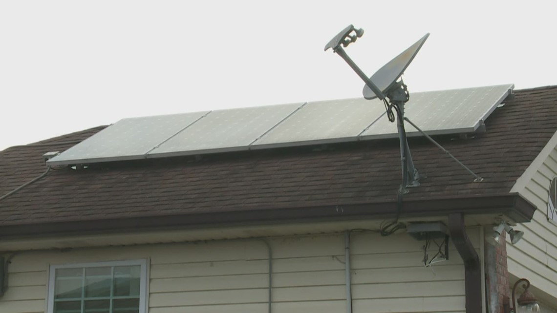 Solar panel company investigates man's high bill after WWL-TV report