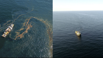New video shows how America's longest oil spill was capped