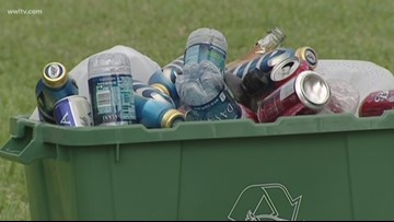 Jefferson Parish resident recycling program extended to June 30