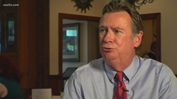 St. Tammany Parish President-elect Mike Cooper has three major goals