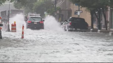 New Orleans leaders call for complete 'overhaul' of drainage system