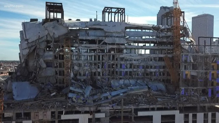 City was concerned about bogus inspections, improperly trained inspectors prior to Hard Rock collapse