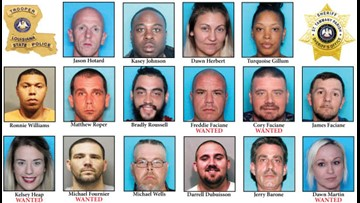Sheriff: 19 arrested, 13 sought in heroin operation crackdown