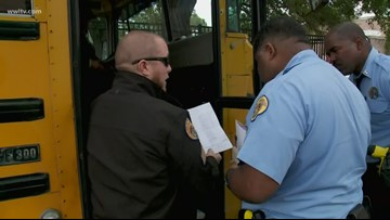 86 percent of Orleans school buses have now passed inspection