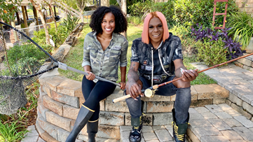 Big Freedia goes fishing in New Orleans in search for twerking fish